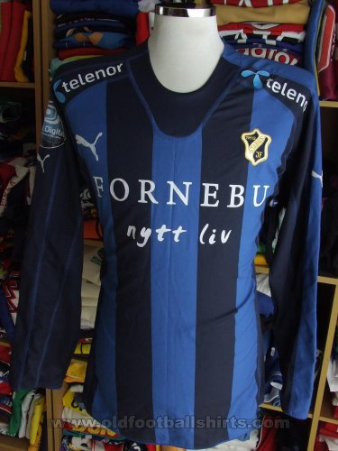 Stabaek IF	 Home Maillot de foot 2008