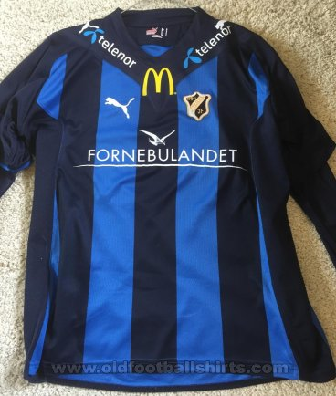 Stabaek IF	 Home Maillot de foot 2011