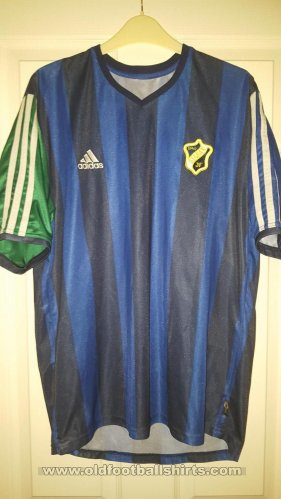 Stabaek IF	 Home baju bolasepak 2003 - 2004