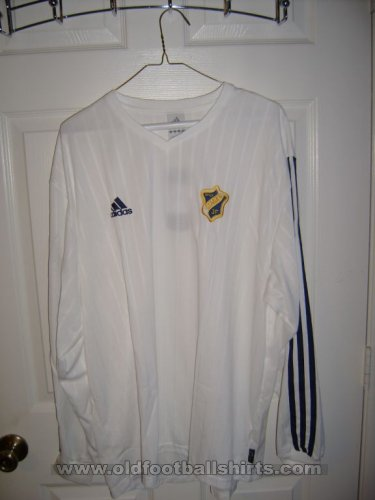 Stabaek IF	 Home Maillot de foot 2004 - ?