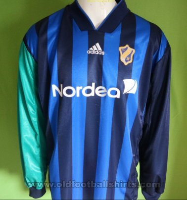 Stabaek IF	 Home voetbalshirt  2004 - 2005