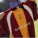 Bradford City Maillot de foot 2006 - 2007