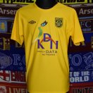 Mathare United F.C. football shirt 2012 - 2014