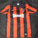 Sorrento Calcio football shirt 2012 - 2013