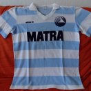 Racing Paris football shirt 1986 - 1987