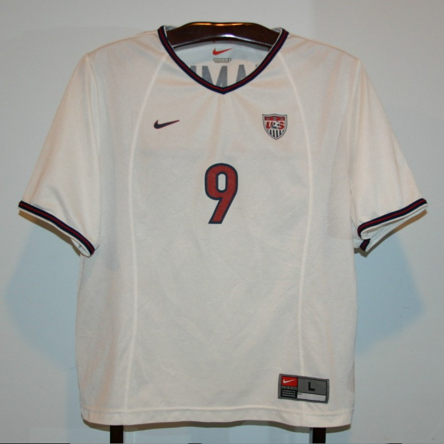 USA Womens Soccer Shirt | eBay