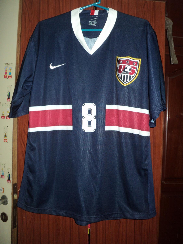 2e6efa47fc7 USA Away football shirt 2006 - 2007.