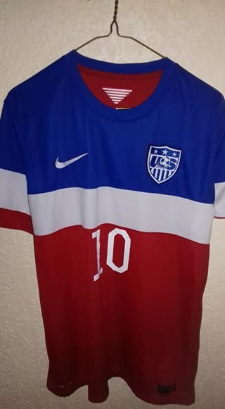 0c0f67276 USA Away Maillot de foot 2014 - 2015 ...