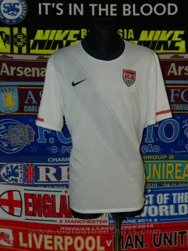 USA Home football shirt 2010 - 2011