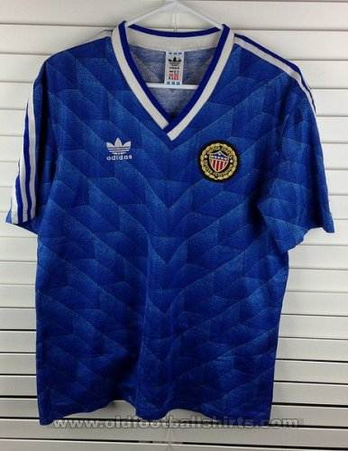 USA Home football shirt 1988