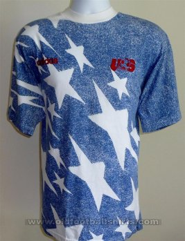 USA Away Maillot de foot 1994