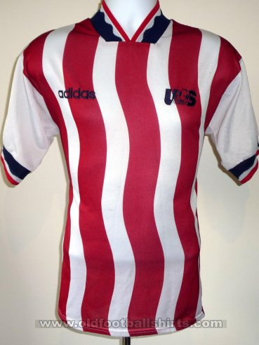 USA Home football shirt 1994 - 1995
