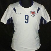 Womens Teams football shirt 2003 - 2004