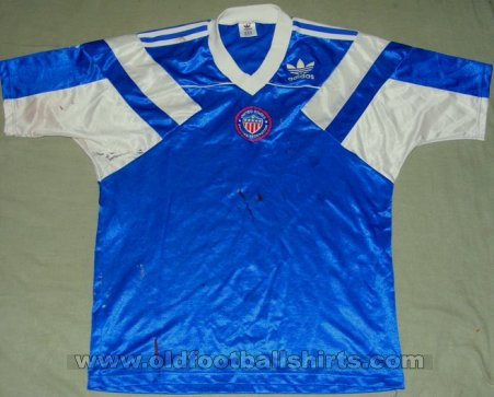 USA Away voetbalshirt  1990 - 1992