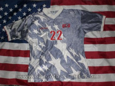 USA Away football shirt 1994 - 1995