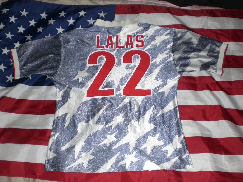 USA Away football shirt 1994 - 1995.