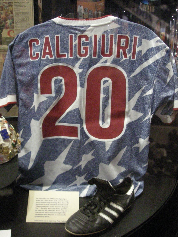 USA Maglia da trasferta maglia di calcio 1994 - 1995.