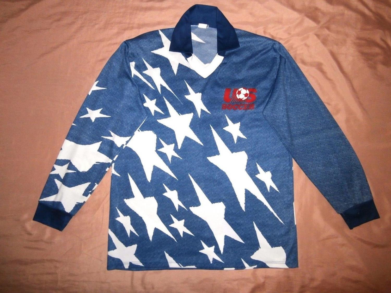 435ed0c60 USA Retro Replicas fotbollströja 1994 - 1995.