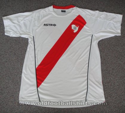 CD River Plate Ecuador Home football shirt 2009