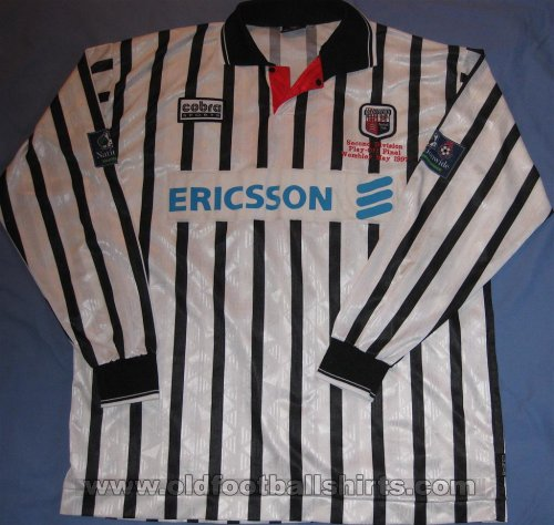 Brentford Special football shirt 1997