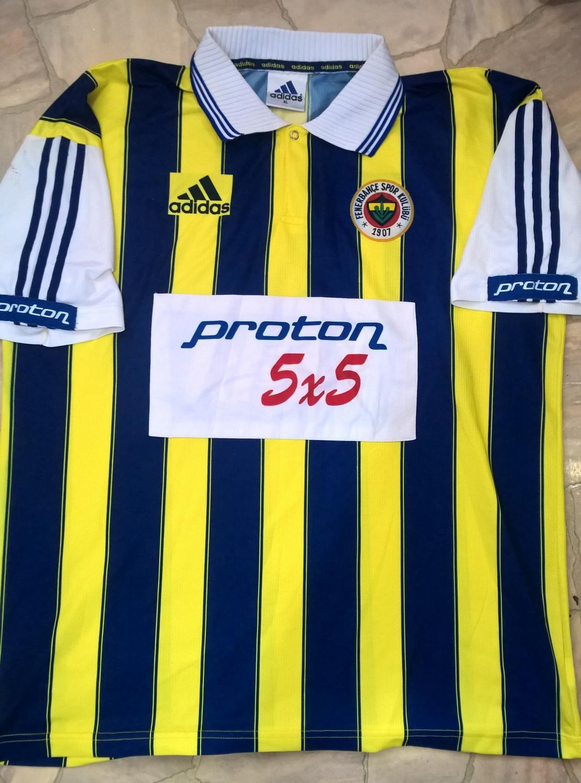 FENERBAHCE ISTANBUL ORIGINAL Adidas Heim Trikot 199900