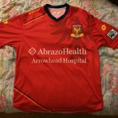 Home football shirt 2014