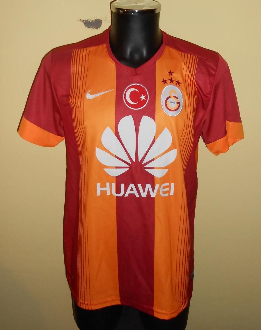 62311b57a2 Galatasaray Home Maillot de foot 2014 - 2015.