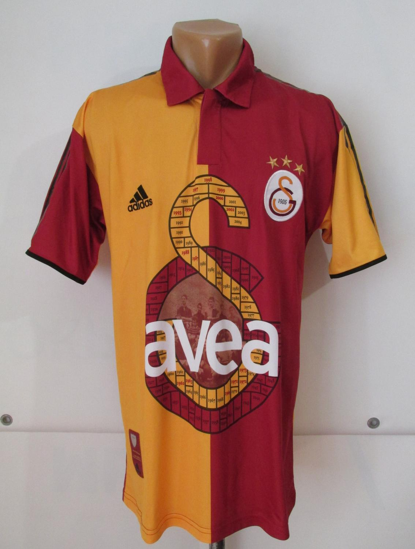 online store f8022 d4f04 Galatasaray Third Camiseta de Fútbol 2004 - 2005.