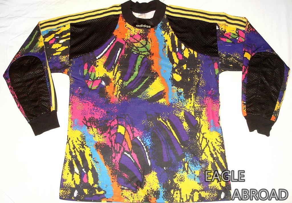 40ce98869 Besiktas Goalkeeper Maillot de foot 1994 - 1995.