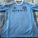 New York City FC football shirt 2015