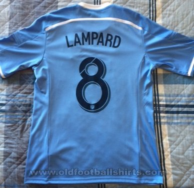 New York City FC Home baju bolasepak 2015