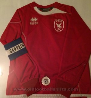 Withdean Youth FC Home voetbalshirt  2012 - 2014