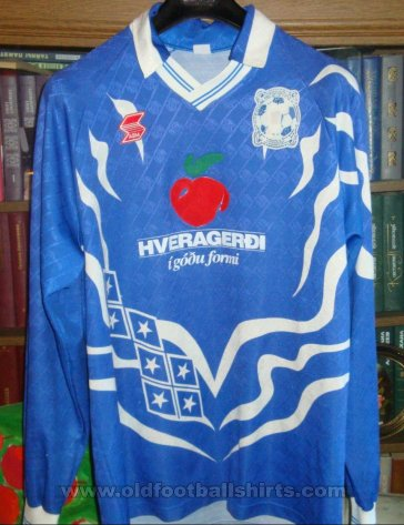 Hamar Hveragerdi Unknown shirt type (unknown year)