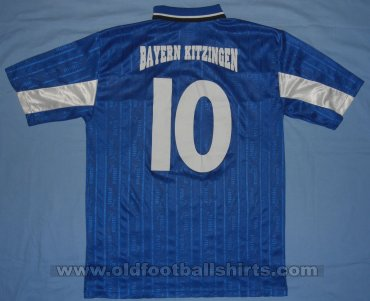 Bayern Kitzingen Tipo de camisa desconhecido (unknown year)