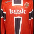Turriff Thistle football shirt 2001 - 2002