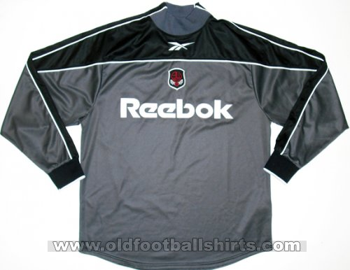 Bolton Goalkeeper - CLASSIC for sale football shirt 2000 - 2001