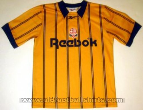 Bolton Third - CLASSIC for sale football shirt 1994 - 1996
