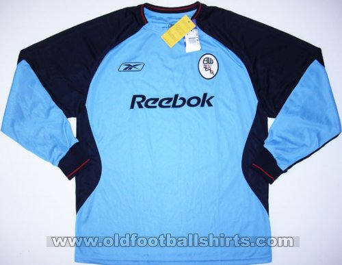 Bolton Goalkeeper - CLASSIC for sale football shirt 2003 - 2004