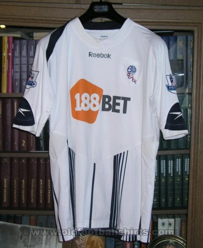 Bolton Home football shirt 2009 - 2010