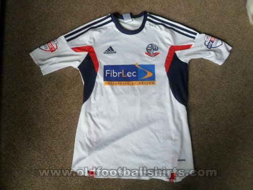 Bolton Home football shirt 2013 - 2014