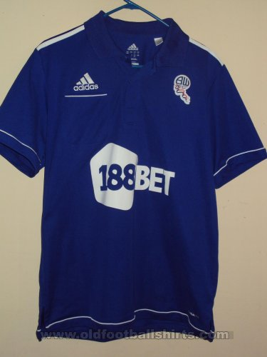 Bolton Away football shirt (unknown year)