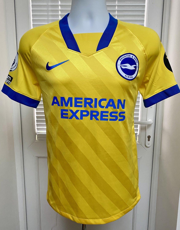 New Season Brighton & Hove Albion Away football shirt 2020 - 2021 ...