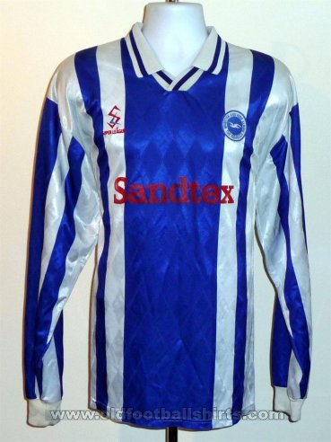 Brighton & Hove Albion Home football shirt 1997 - 1998