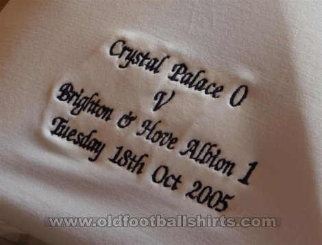 Brighton & Hove Albion Special voetbalshirt  2005