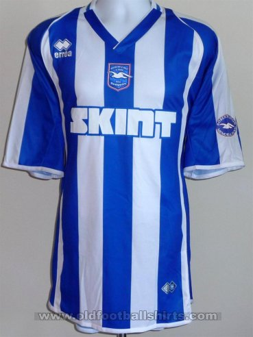 Brighton & Hove Albion Special football shirt 2009