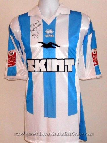 Brighton & Hove Albion Thuis  voetbalshirt  2004 - 2006