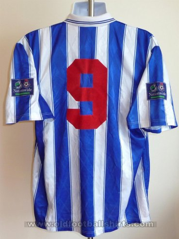 Brighton & Hove Albion Home football shirt 1998 - 1999