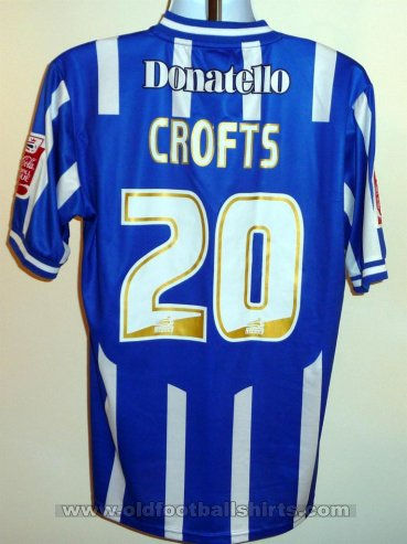 Brighton & Hove Albion Special football shirt 2010