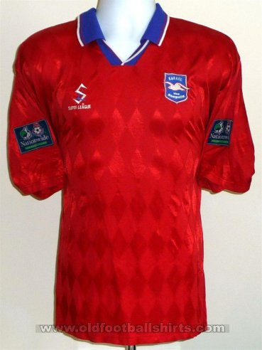 Brighton & Hove Albion Away football shirt 1998