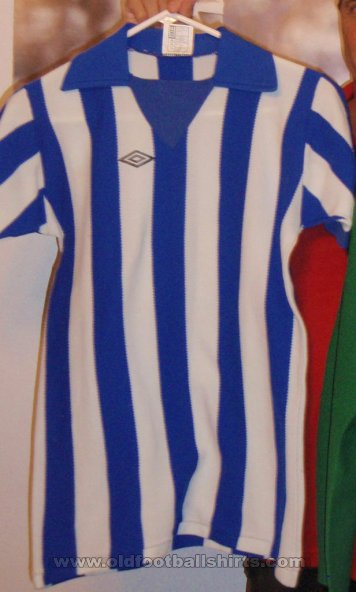 Brighton & Hove Albion Home football shirt 1976 - 1977
